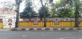 Disewakan rumah besar di jalan utama talang kerangga