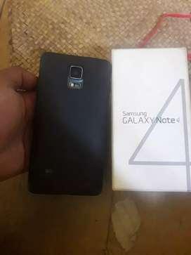 Samsung note 4 dous 4g langkah