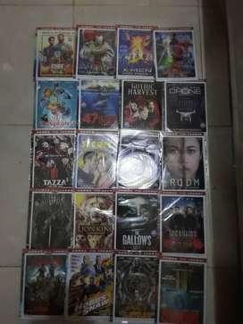 Jual kaset dvd bekas