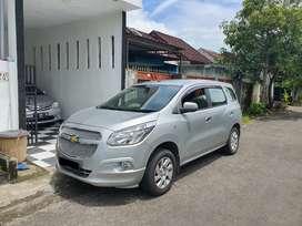 Chevrolet Spin 1.3 LT Diesel / Solar Turbo, Low KM, Rare dan Istimewa