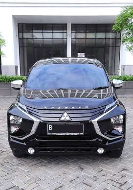 Mitsubishi XPANDER Exceed MT Manual pmk2019 KM 20rb Istimewa