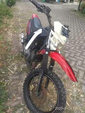 Trial Basic Satria 2 tak th 2000