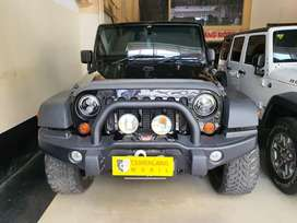 Jeep Wrangler 2.8 Diesel 2013 PLAT L SURABAYA