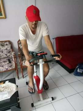 Sepeda fitness seri belt 8215 kokoh