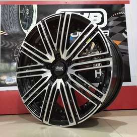 velg mobil ring 18 for Xpander, Innova, Rush, Terios, Hrv, Accord