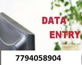 )Data Typing jobs is available for Job Seekers.