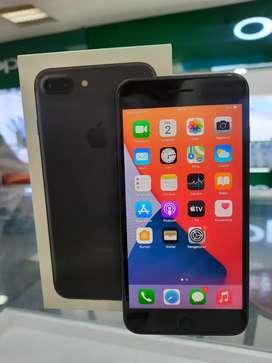 Iphone 7 plus 128gb ex.ibox mulus