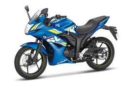 Suzuki Gixxer 150 Heavy Bike