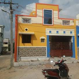 2 bhk house for sale @ 36 lakhs in mangadu