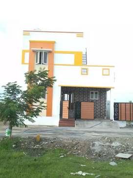 House 2 BHK sale Thalambur Rs 40 LAKHS
