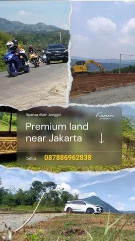 Jual Tanah Kavling Cocok Buat Villa Keluarga
