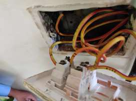 Electrical  Service Available