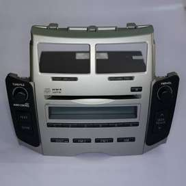 Head unit Tape Single Din OEM Yaris bakpao