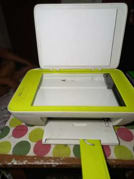HP printer in perfect condition with all its necessry cabels