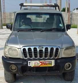 Mahindra Scorpio 2002-2013 2.6 LX, 2008, Diesel