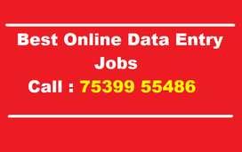 Work for Data Entry Jobs