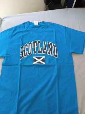 Kaos Scotland inggris