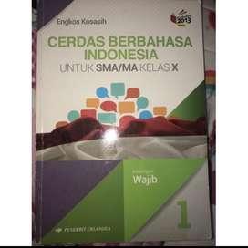 Cerdas berbahasa indonesia SMA kelas 1
