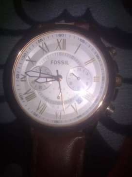 Fossil. Watch