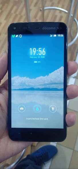 Android Ram 2/32 4G LTE Bekas Normal Bawaan Hp dan Casan