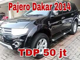 Pajero Dakar 2014 AT good condition