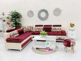 Sofa L minimalis ottawa