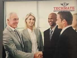 Recruitment in techmate institute of management