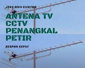 Jasa terima pemasangan sinyal antena tv jatiwaringin pondok gede