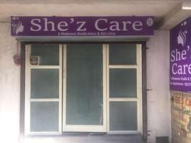 1shop and 3 bhk house in Surajganj main road