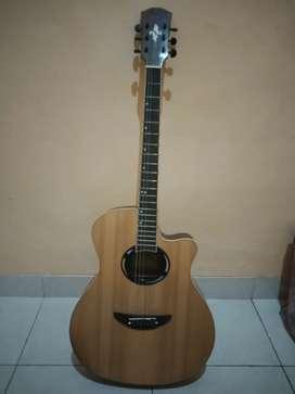 Jual gitar merek taylor bekas