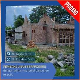 Tanah Purwomartani Village Area Perumahan Jogja Timur Termurah
