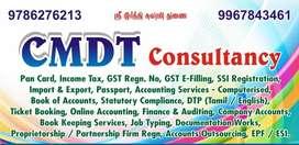 Looking For Job - CMDT Accounts Consultancy