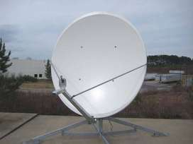 HD digital settlite dish antenna