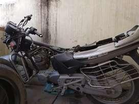 Hero Honda CBZ old