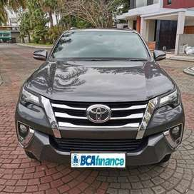 Fortuner VRZ 2.4 AT 2016 km rendah murah