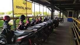 Rental motor mulai harga 49000