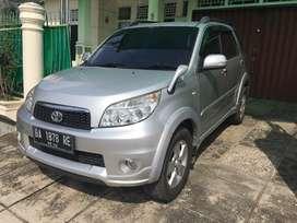 Toyota Rush Matic 2012