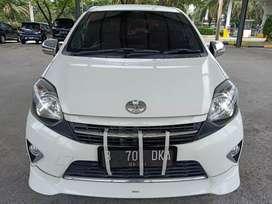 Toyota Agya TRD 2016 AT