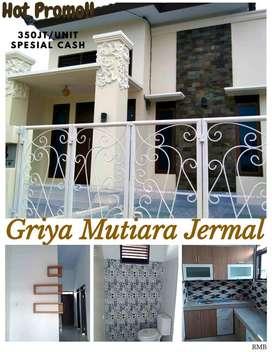 Klasik Bali mewah dgn desain Kokoh di Griya Mutiara Jermal Medan Denai