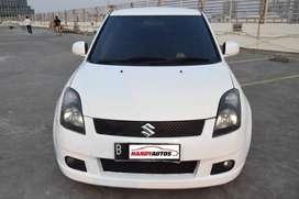 Suzuki Swift CBU GL Tahun 2006 / 2007 Matic Putih - Handy Autos