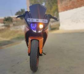 KTM - Rc 390 beast reaDY to sell