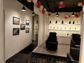 Selling Running salon, largest luxury salon of dehradun