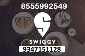 Swiggy delivery partners required urgently