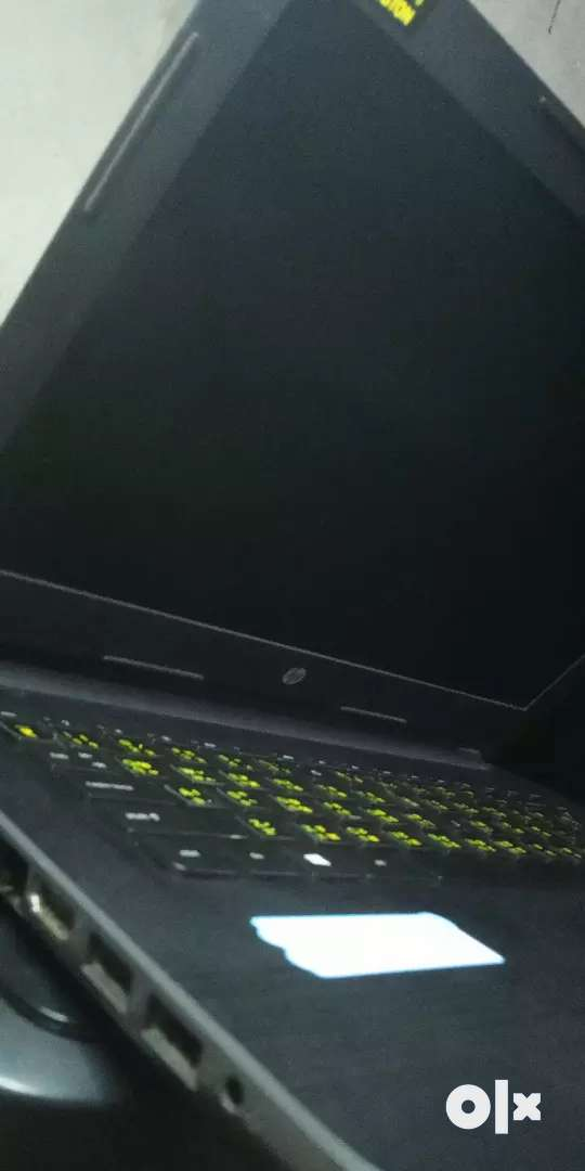 Hp laptop 3month old 0