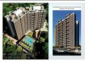 RERA MAHA RERA REGISTERED,SUNRAJ SUPREME,1 & 2BHK FLAT SELL,DOMBIVLI E