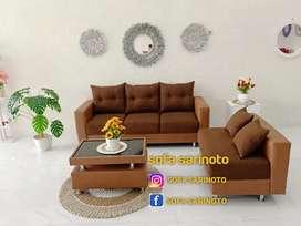 Sofa minimalis bolak2 2 color
