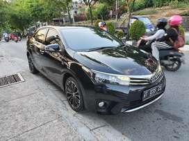 Jual Toyota Corolla Altis 1,8 V AT 2016