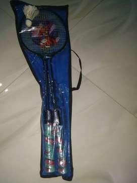 Badminton rackets brand new.