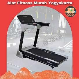 Treadmill Elektrik 1 Fungsi TL-166 /Treadmill Auto Incline TL166 Jogja