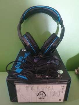 Headphone / Headset Sades